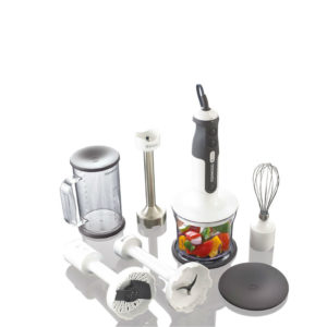 Hand Blender With Attachments