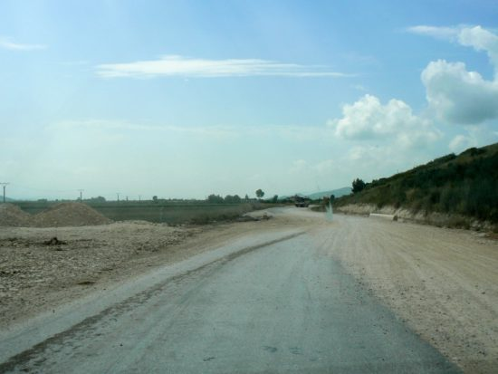 road conditions in Albania